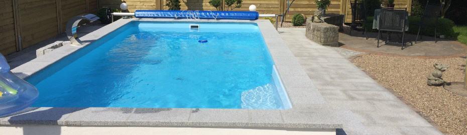 Poolgestaltung